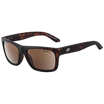 Dirty Dog Boom Satin Sunglasses - Brown Tort