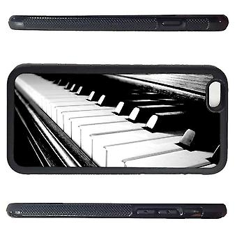 Iphone 6 shell with piano picture print