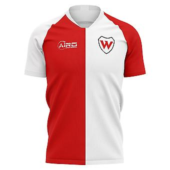 2019-2020 Woking Home Concept Voetbalshirt - Kids
