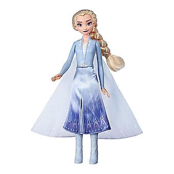 Frozen 2 / Frost 2, Doll with brilliant clothes - Elsa
