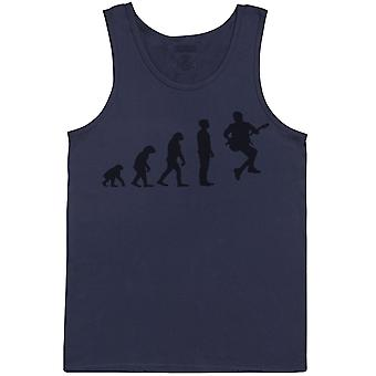 Evolution To A Guitarist - Mens Vest