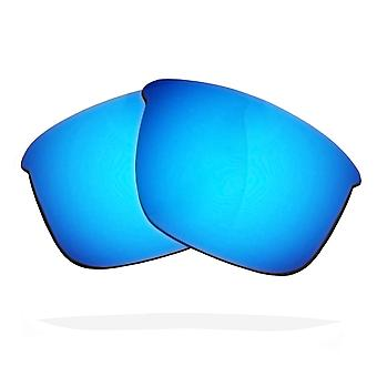Polarized Replacement Lenses for Oakley Thinlink Sunglasses Blue Anti-Scratch Anti-Glare UV400 by SeekOptics