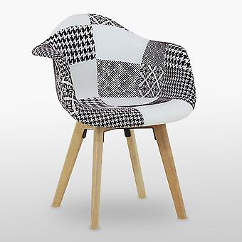 Chrono Patchwork Chair