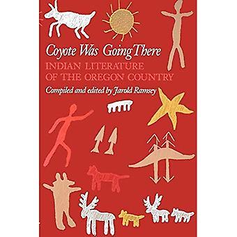 Coyote gikk der: Indiske litteratur av Oregon landet
