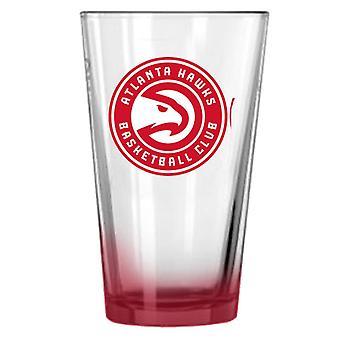 Fanatics NBA Pint 450ml Glas - Atlanta Hawks