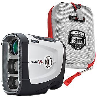 Bushnell Golf Tour v4 Jolt Laser etäisyys mittari-valkoinen