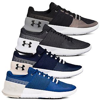 Under Armour Mens UA Ultimate Speed Fitness Trainers