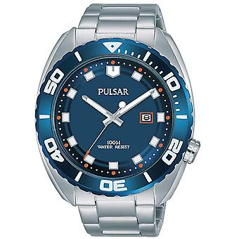 Pulsar PG8281X1 Classic Hommes-apos;s 45mm 10 ATM
