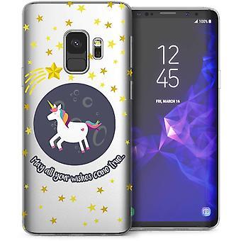 Samsung Galaxy S9 - Caseflex Elegant Shell Bakdeksel