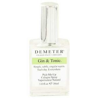 Gin and Tonic By Demeter Cologne Spray 1 Oz (hommes) V728-434852