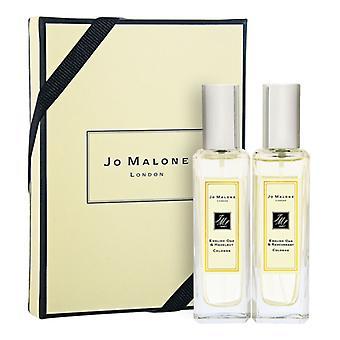 Jo Malone Gift Set 30ml English Oak & Hazelnut Cologne + 30ml English Oak & Redcurrant Cologne