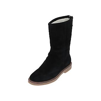 Vagabond CHRISTY Women's Boots Black Lace-Up Boots Winter