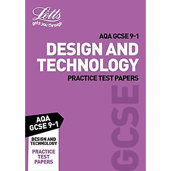 Grade 91 GCSE Design and Technology AQA Practice Test Paper