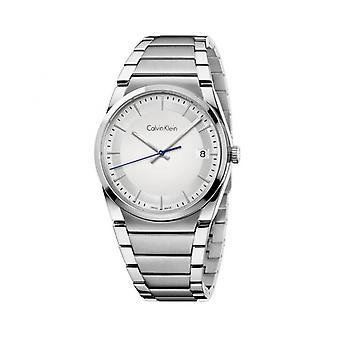 Calvin klein men's watch, grey 31146