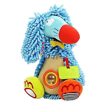 Dolce Toys Knufel chien afghan
