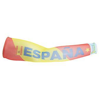 Flaga Hiszpania Oficjalna FIFA tatuaż rękaw ramię (1 za opakowanie)