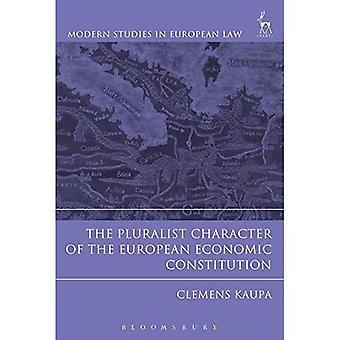 Den Europeiska ekonomiska konstitutionens pluralistiska karaktär