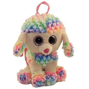 TY Rainbow pudel ryggsäck