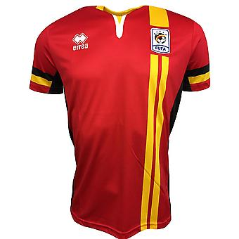 2016-2017 Uganda Home Errea Football Shirt