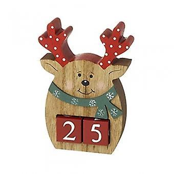 Heaven sender reinsdyr Countdown kalender | Gaver fra håndplukkede