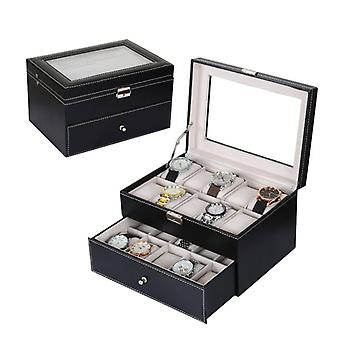 Luxury Watch box/clock box/Urbox for 20 watches