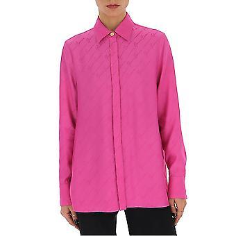 Versace A82662a232876a4708 Women's Fuchsia Viscose Shirt