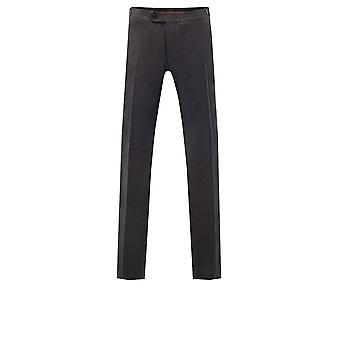 Dobell Mens البرونزية وميض البدلة الرسمية بنطلون تناسب العادية