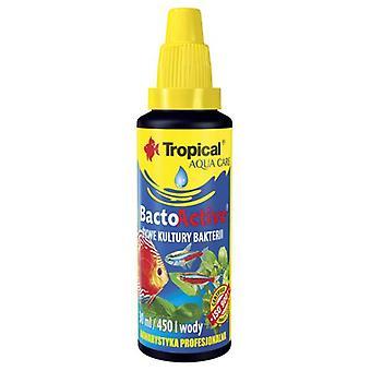 Tropical Bacto Active Live Bacteria (Fish , Maintenance , Water Maintenance)