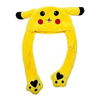 Pokémon, Beanie with Dancing Ears - Pikachu