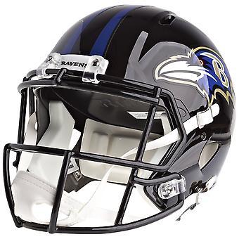 Casco Riddell speed replica football - NFL Baltimore Ravens