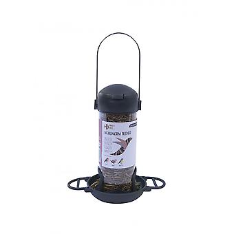 Henry Bell Ready To Feed Filled Mealworm Bird Feeder