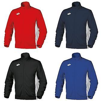 Lotto Junior Unisex Delta Full Zip Sweatshirt