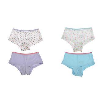 Tom Franks meninas Shorts Underwear (Pack de 2)