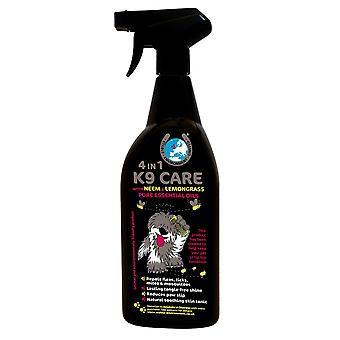 4 in 1 K9 Dog Care Liquid Spray