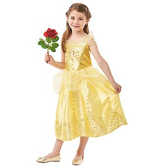 Disney Princess Girls Gem Princess Belle Costume