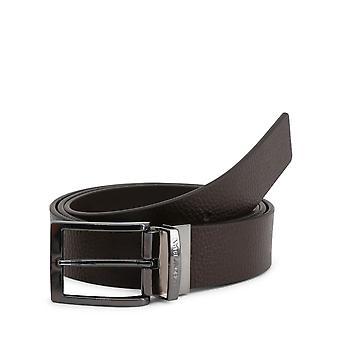 إمبوريو أرماني الرجال الأصلي كل حزام السنة - اللون البني 39677