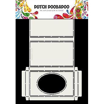 Dutch Doobadoo Dutch Box Art oval window A4 470.713.053