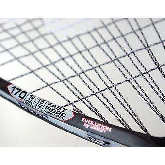 Karakal FF 170 Squash 57 Racketball Racket 100% Fast Fibre Nano gel