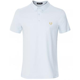 Fred Perry Button Down Polo Shirt M8543 105