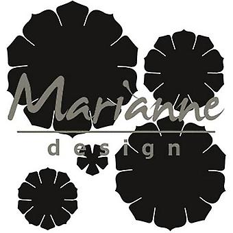 Marianne Design Craftables Cutting Dies - Succulent (Rond) CR1430