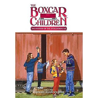 The Mystery of the Stolen Boxcar by Gertrude Chandler Warner - Charle