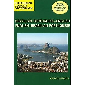 Brazilian/Portuguese-English / English- Brazilian/Portuguese Concise Dictionary (Hippocrene Concise Dictionary)