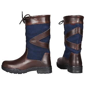 Horka Greenwich Dames outdoor Boots-blauw