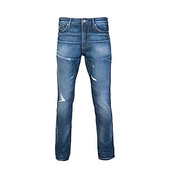 Emporio Armani Jeans J06 Slim Fit Denim Jeans 6g1j06 1d6pz