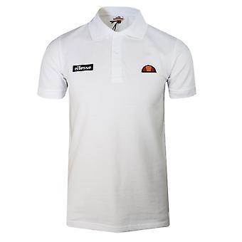 ELLESSE montura męska Biała koszulka polo