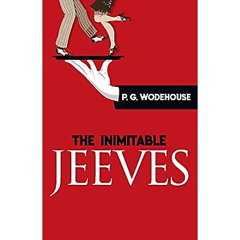 The Inimitable Jeeves by P. Wodehouse - 9780486826776 Book
