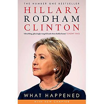 What Happened by Hillary Rodham Clinton - 9781471166969 Book