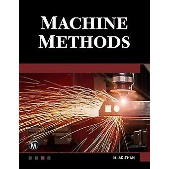 Machine Methods by S. Musa - 9781683921325 Book