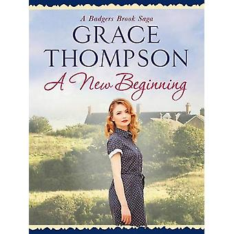 A New Beginning by Grace Thompson - 9781788631488 Book