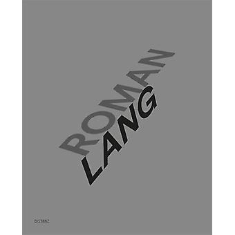 Roman Lang - 9783954761982 Book